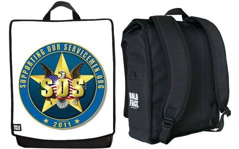Supporting Our Servicemen Backpack