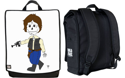 Han Solo Day of the Dead Backpack