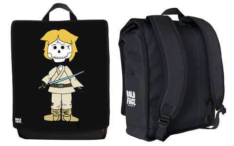 "Day of the Dead ""Luke"" Backpack"