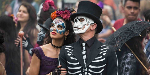 Day of the Dead - Face Painting