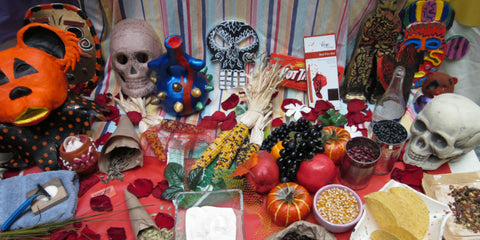 Day of the Dead - Ofrenda