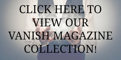 Vanish International Magic Magazine Collection
