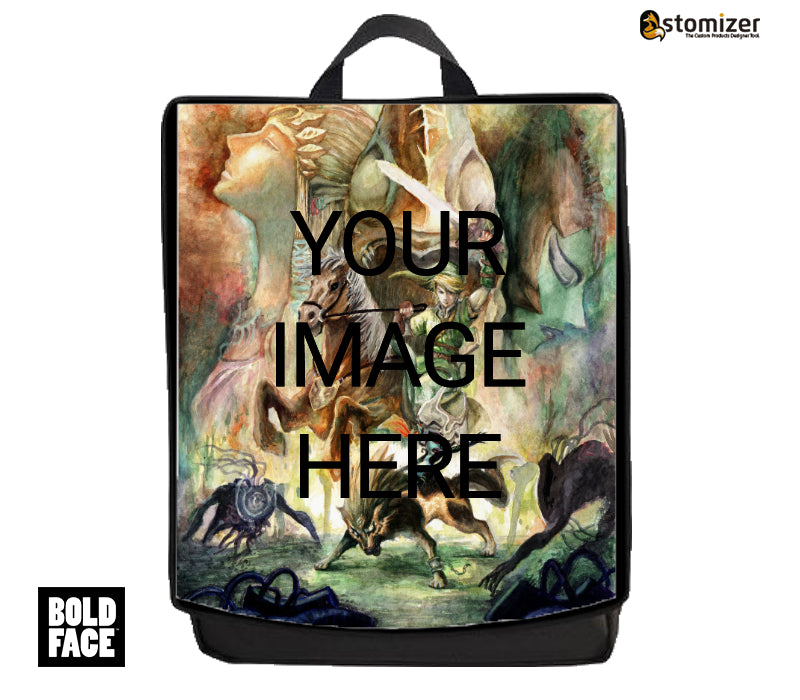 Create Your Own Customized Backpack