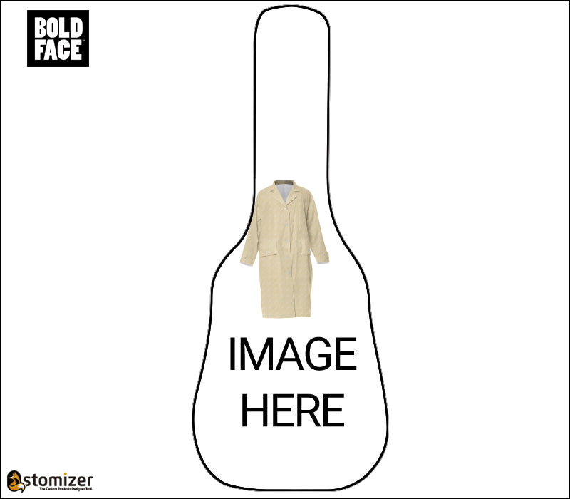 Acoustic Guitar Bag Face Panel