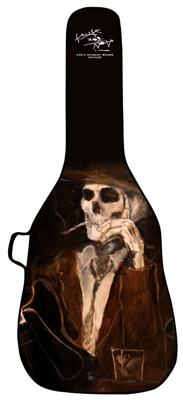 Cigarettes and Whiskey Design Guitar Bag - Stanley Mouse Edition