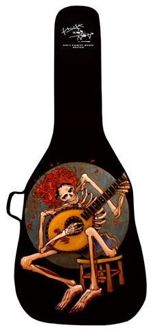Easy Rider Design Guitar Bag - Stanley Mouse Edition