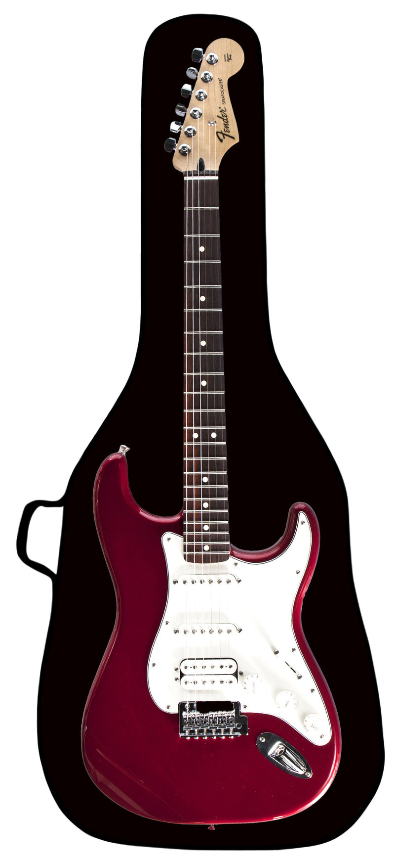 Red Apple Electric Guitar Bag