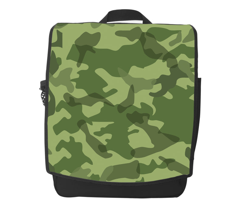 Captain Camo Backpack