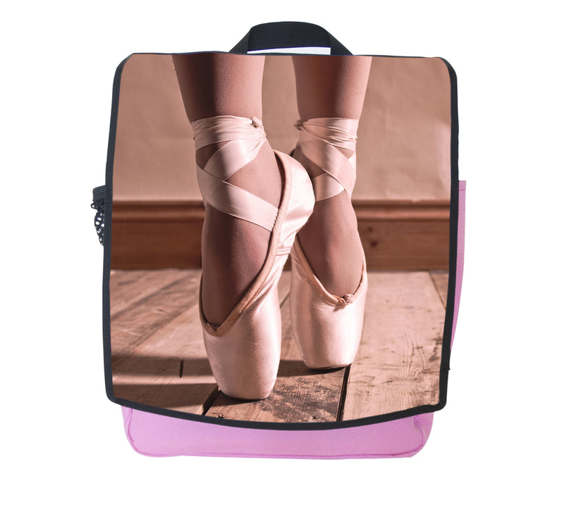Ballet Dancer Backpack