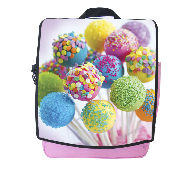 CakePops Design Backpack