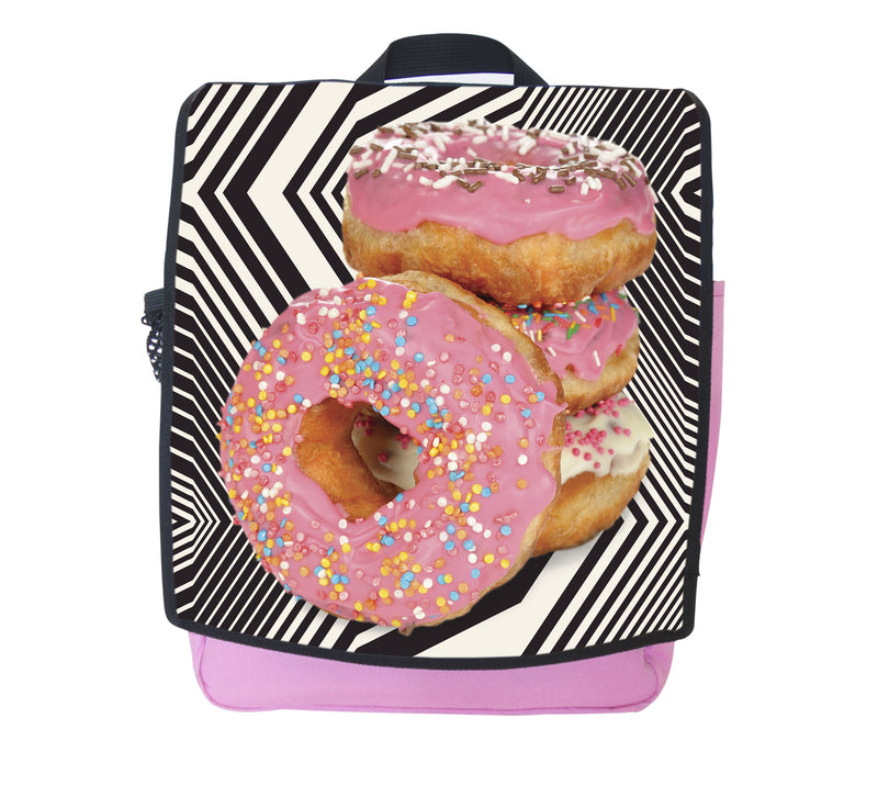 Crazy Donuts Backpack