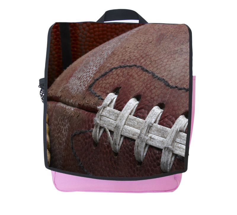 Football Design Backpack