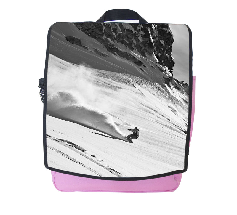 Snowboard Design Backpack