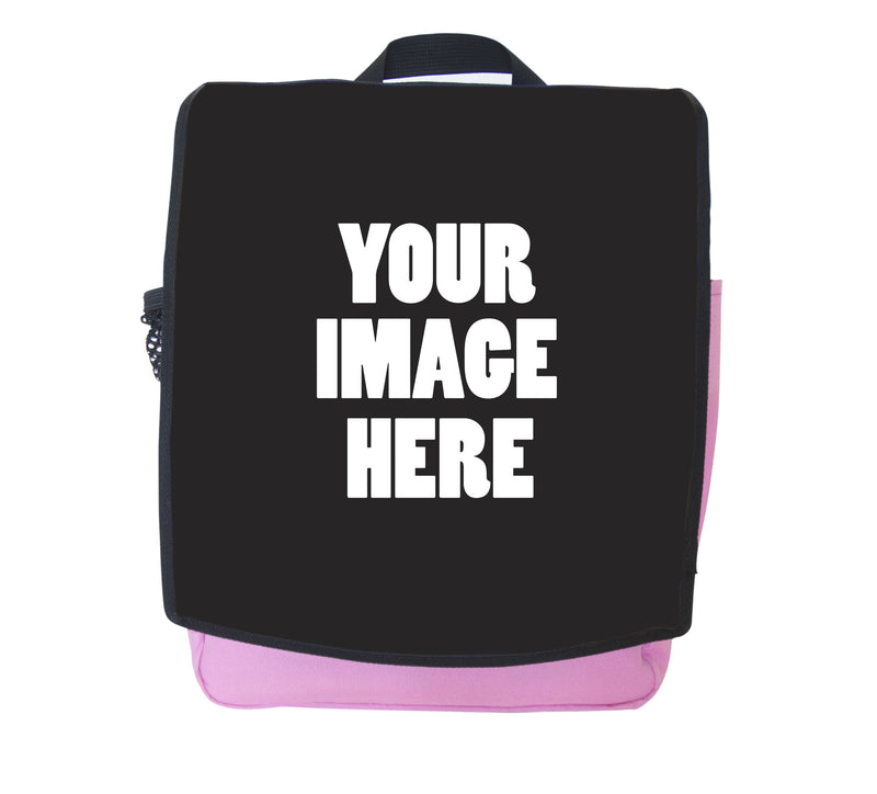 Old - Create Your Own Custom Printed Backpack<br>Show Your Love and Express Yourself!