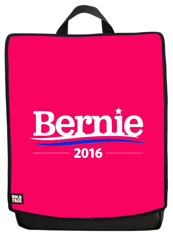 Bernie 2016 (Pink) Backpack Face Panel