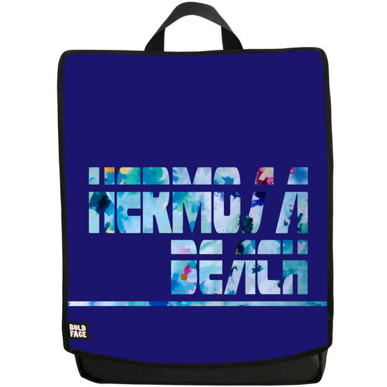 Hermosa Beach Agua (Blue) Backpack