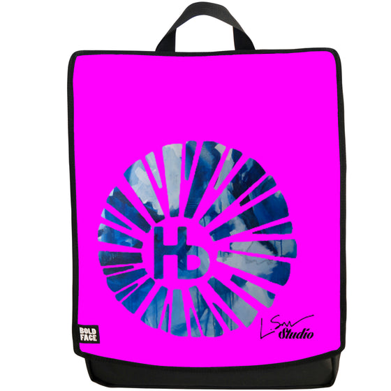 Hermosa Beach Durban (Hot Pink) Backpack
