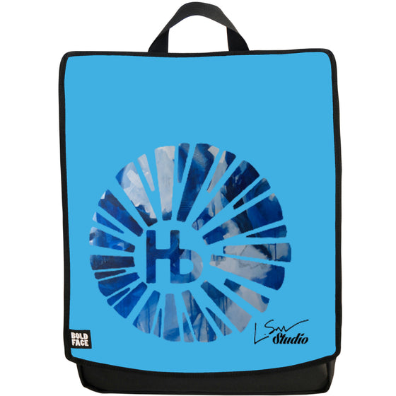 Hermosa Beach Durban (Light Blue) Backpack