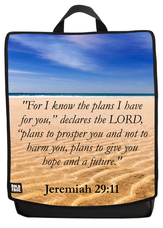 Jeremiah 29:11 Backpack