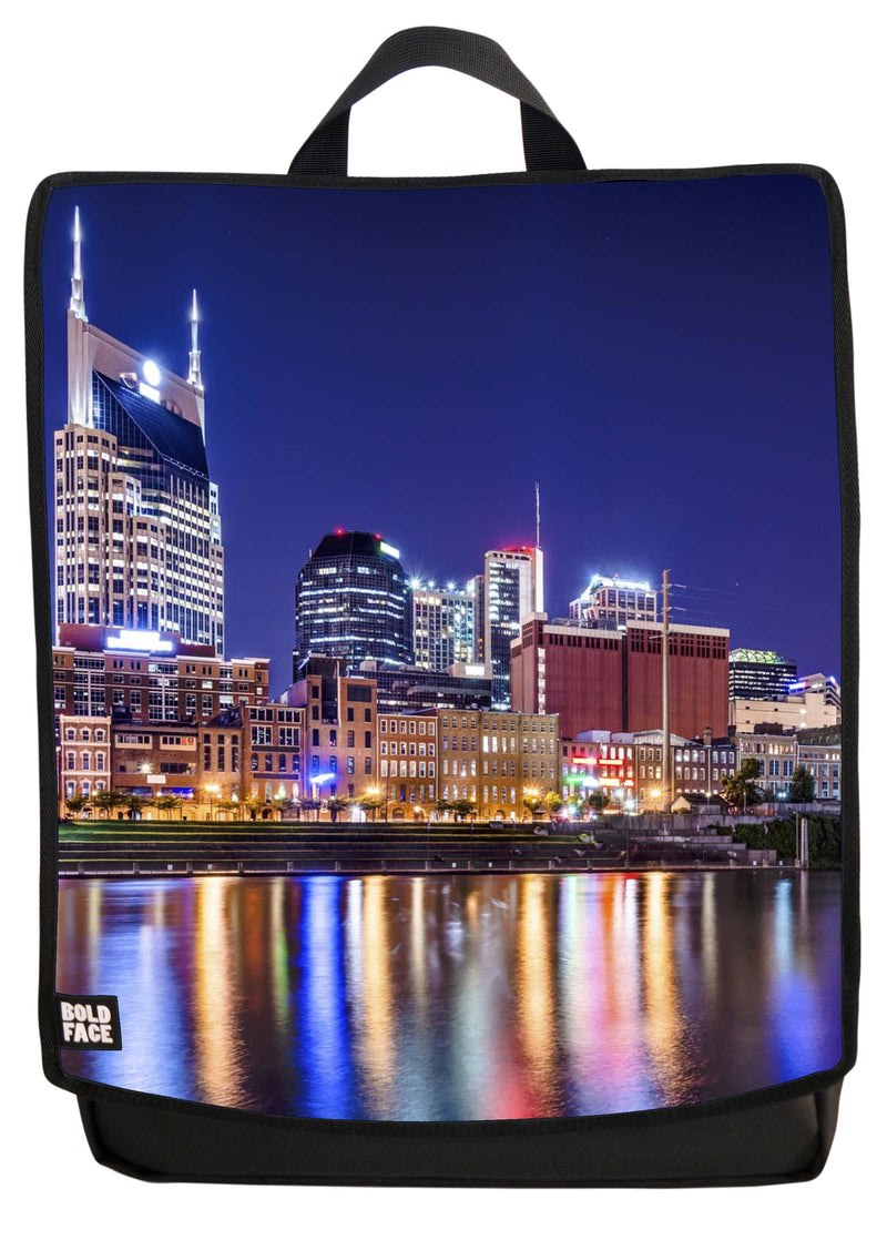 Nashville at Night Backpack