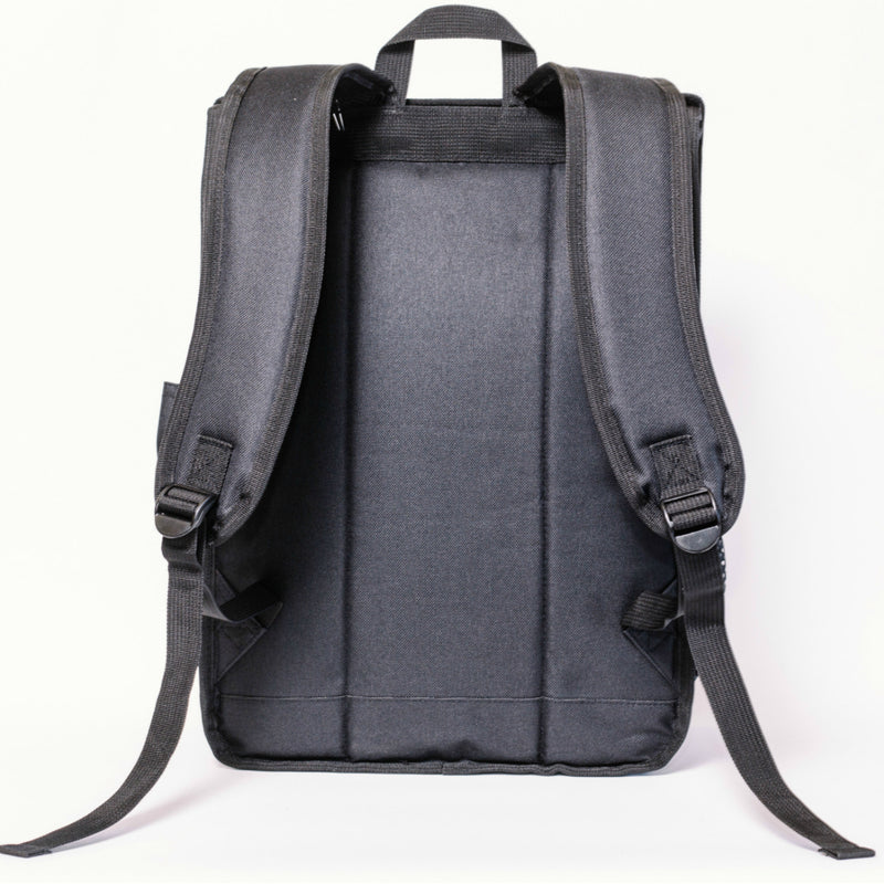 3 Husketeers Backpack (Gray)