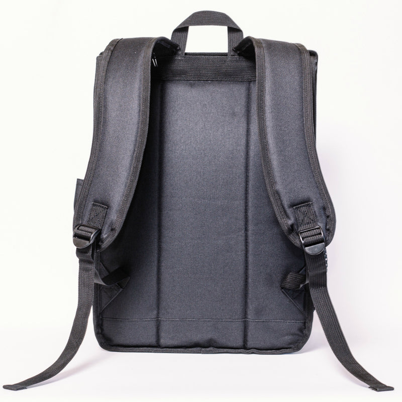 Hermosa Beach Agua (Black) Backpack