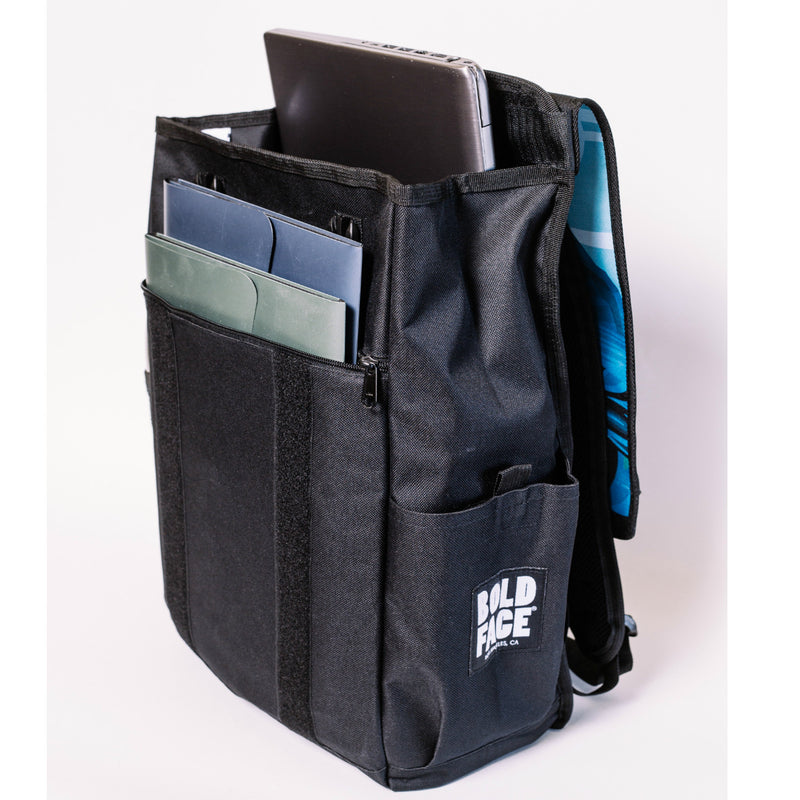 BBoy Azteca (Blue) Backpack