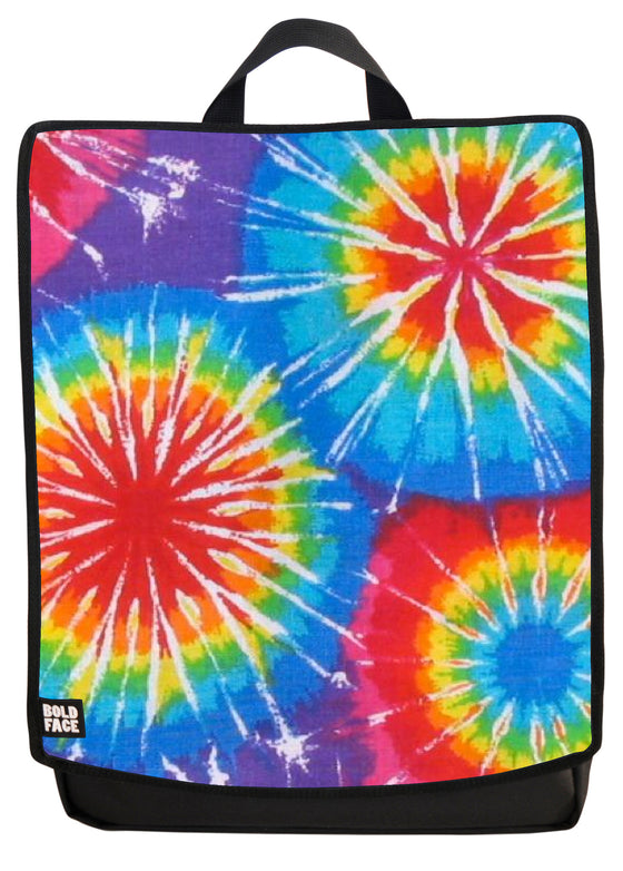 Tie Dye Spirals Backpack