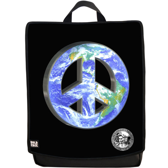 "Peace Angels ""Peace on Earth - Americas"" Backpack"