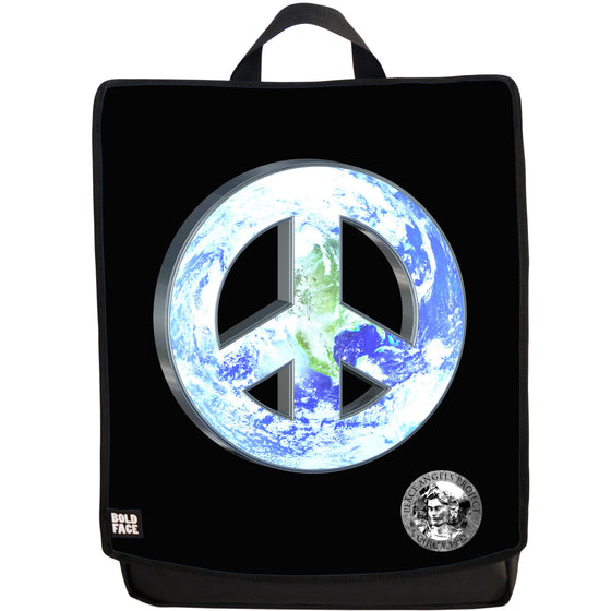 "Peace Angels ""Peace on Earth - North America"" Backpack"
