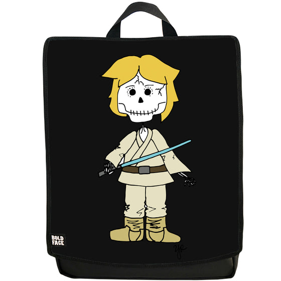 Luke Skywalker Day of the Dead Backpack (Black)
