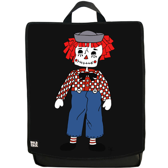Day of the Dead - Raggedy Andy Backpack