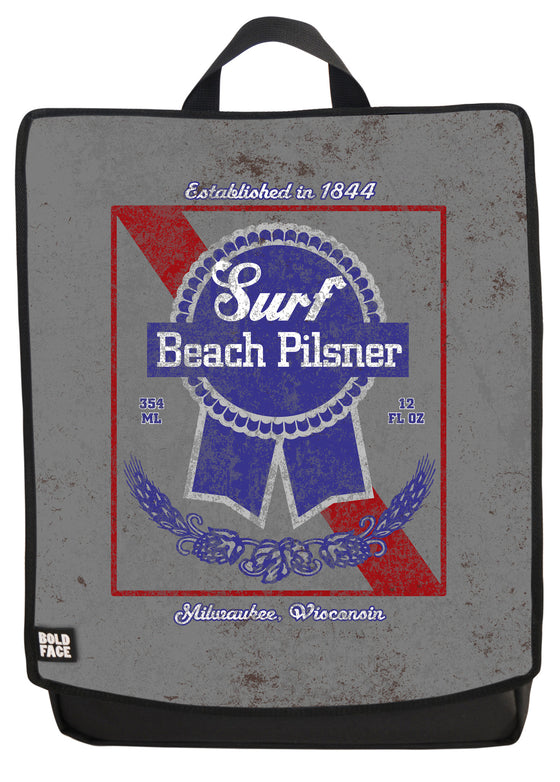 Beach Pilsner Backpack Face Panel