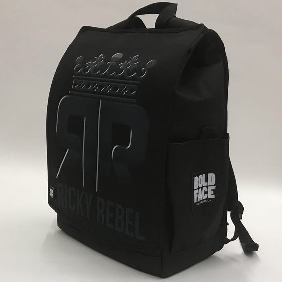 Ricky Rebel Backpack - Black