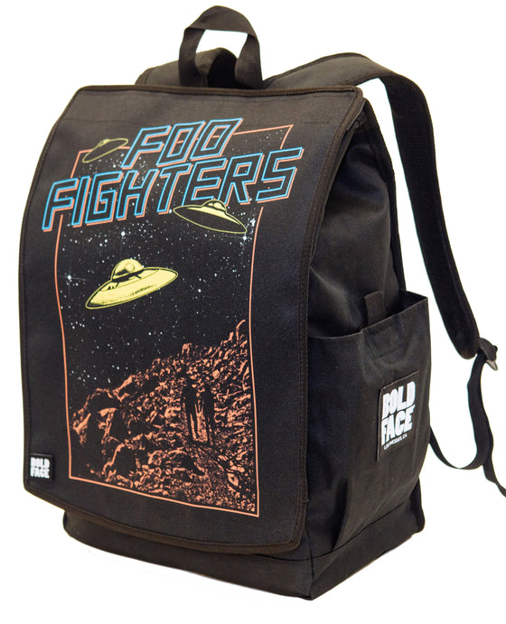 Foo Fighters UFO Tour Backpack