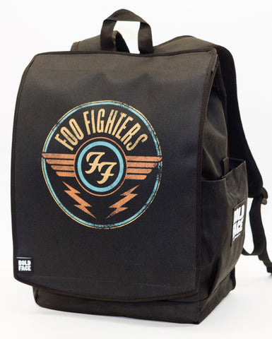 Foo Fighters Wings Logo Backpack
