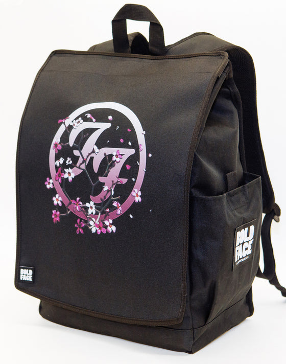 Foo Fighters Flowers Logo Backpack