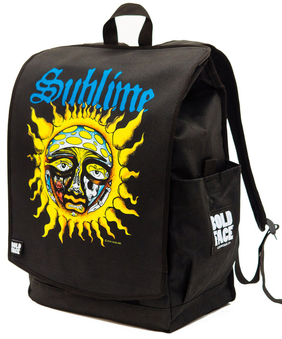 Sublime Sun Logo Backpack