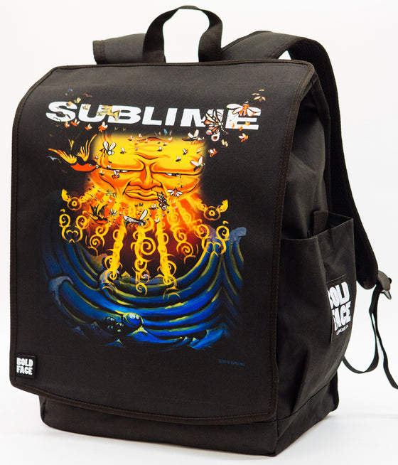 Sublime Ocean God Backpack