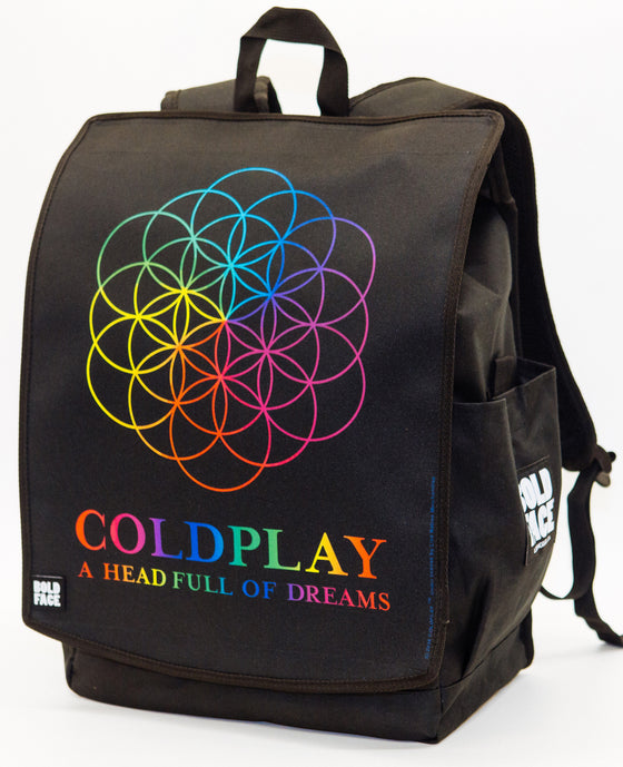Coldplay Head Full of Dreams Backpack