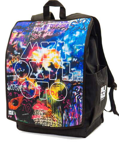 Coldplay Mylo Xyloto Backpack