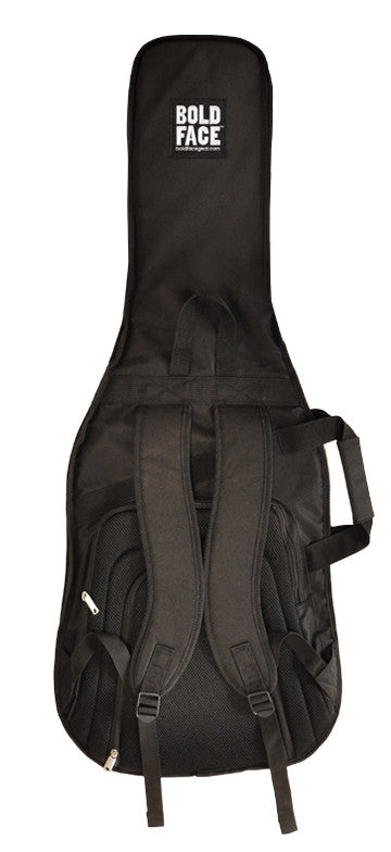 Skull on Fire Guitar Bag
