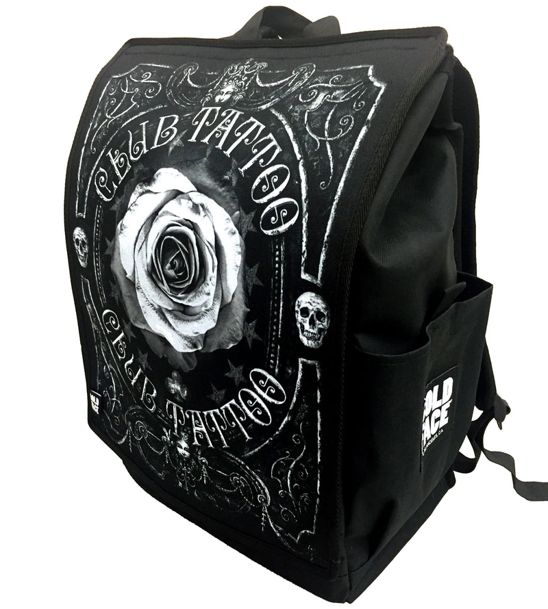 Club Tattoo Gothic Rose Backpack