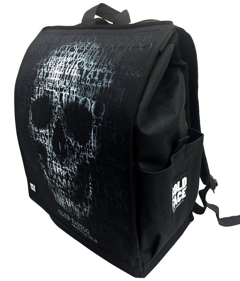 Club Tattoo Virtual Skull Backpack