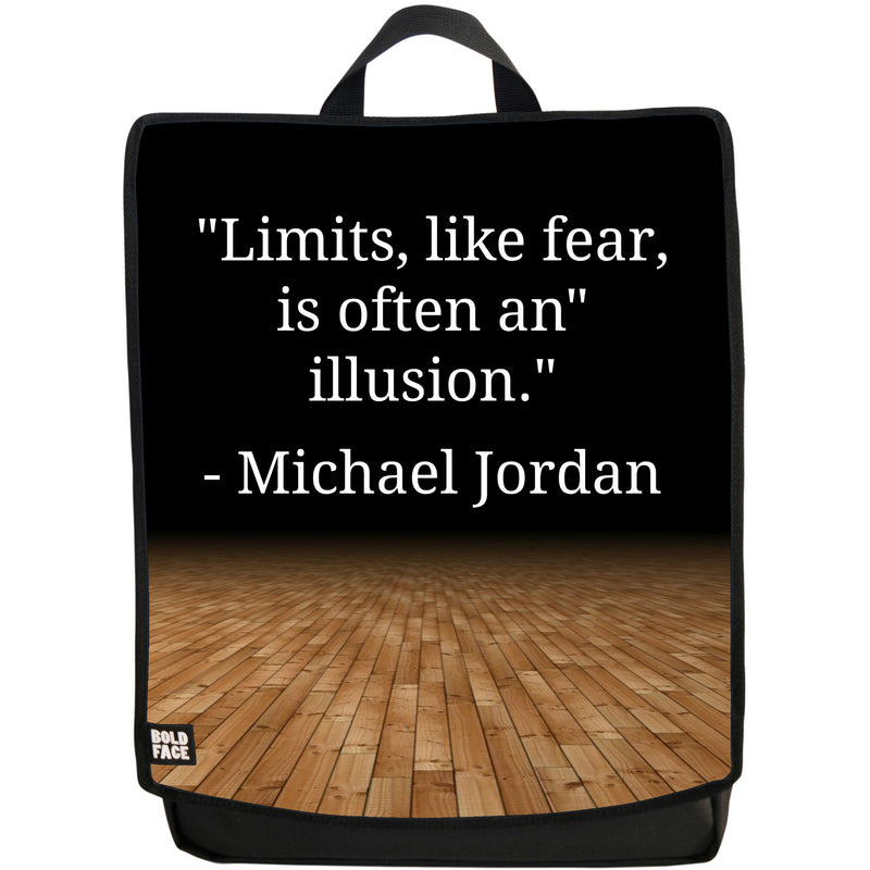 Limits, Like Fear, Is Often An Illusion - Michael Jordan Quotes