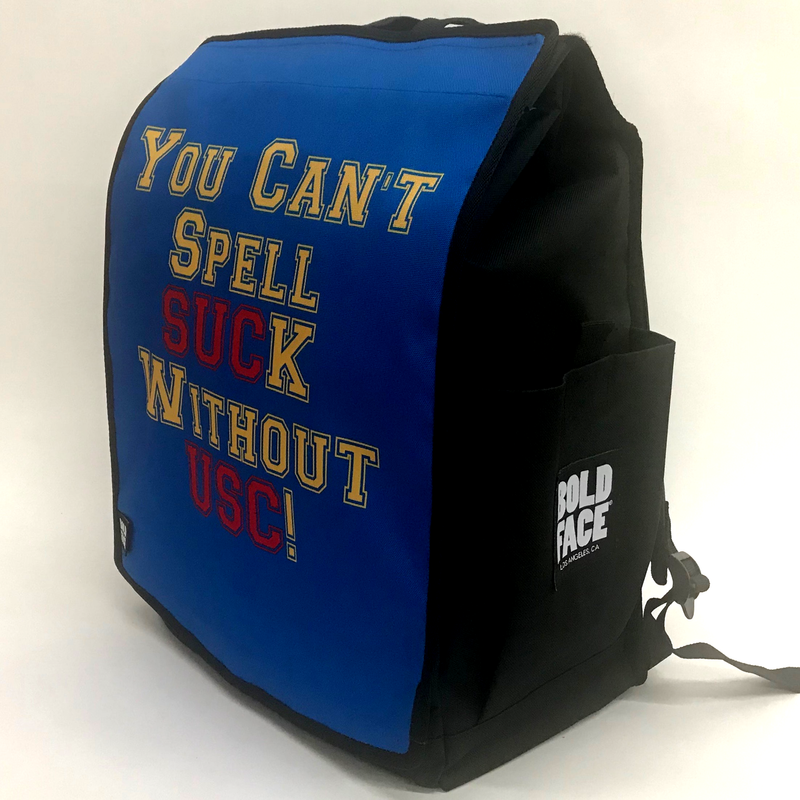 You Can't Spell SUCK Without USC Backpack