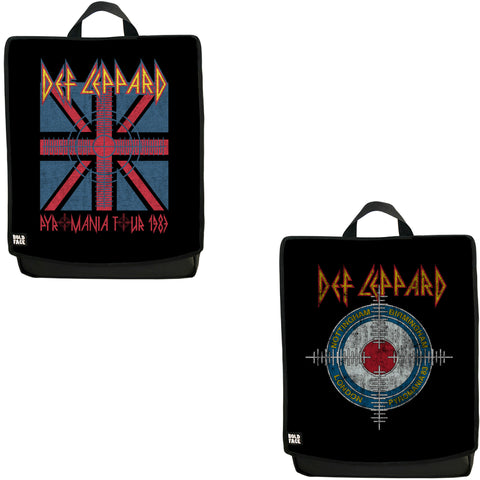 Def Leppard 2-Face-Pack Backpack