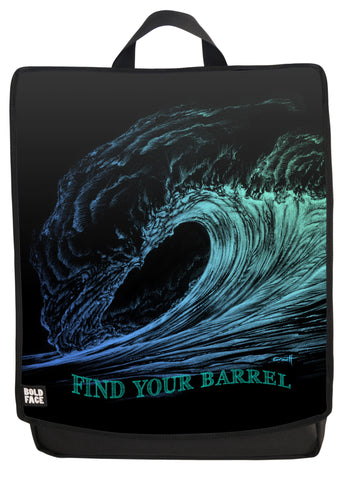 Find Your Barrel Backpack