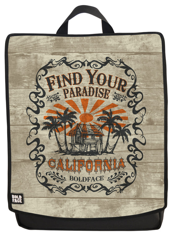 Find Your Paradise 2 Backpack