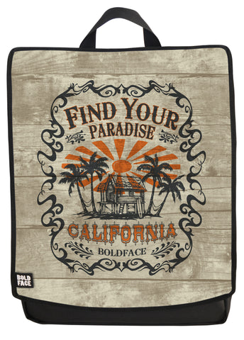 Find Your Paradise Backpack